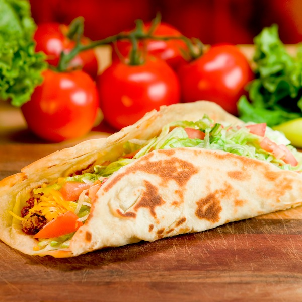 Really Flat Bread